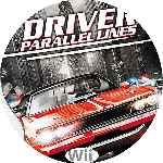 miniatura Driver Paraller Lines Cd Custom Por Pioneroxiii cover wii