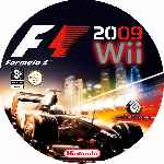 miniatura F1 2009 Cd Custom Por Campama cover wii