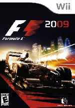 miniatura F1 2009 Frontal Por Duckrawl cover wii