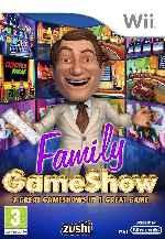 miniatura Family Gameshow Frontal Por Sadam3 cover wii