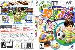 miniatura Family Party 30 Great Games Dvd Por Humanfactor cover wii
