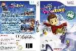 miniatura Family Ski And Snowboard Dvd Custom Por Mila0218 cover wii