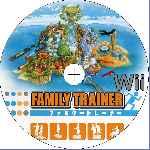 miniatura Family Trainer Cd Custom Por Pedacito Xxx cover wii