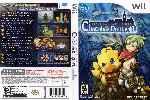 miniatura Final Fantasy Fables Chocobos Dungeon Dvd Por Juaniblade cover wii