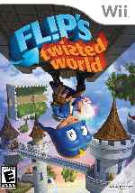 miniatura Flips Twisted World Frontal Por Humanfactor cover wii