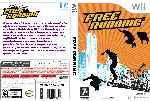 miniatura Free Running Dvd Custom Por Sadam3 cover wii