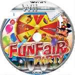 miniatura Funfair Party Cd Custom Por Sirjander cover wii