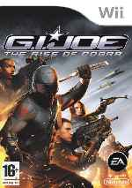 miniatura G I Joe The Rise Of Cobra Frontal Por Javilonvilla cover wii