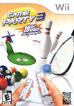 miniatura Game Party 3 Frontal Por Humanfactor cover wii