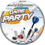 miniatura Game Party Cd Custom Por Osquitarkid cover wii