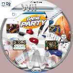 miniatura Game Party Cd Custom V3 Por Javier Mauri cover wii