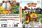 miniatura Garfield Gets Real Dvd Custom Por Spyner cover wii
