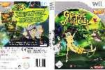 miniatura George Der Aus Dem Dschungel Kan Dvd Custom Por J G X cover wii
