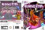 miniatura Go Play Circus Star Dvd Custom Por Orgasmatronstb cover wii