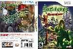 miniatura Goosebumps Horrorlands Dvd Custom Por Silvestre2ii cover wii