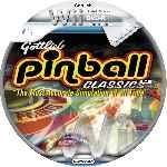 miniatura Gottlieb Pinball Classics Cd Custom V2 Por Karlos81 Bcn cover wii