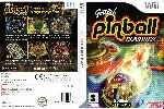 miniatura Gottlieb Pinball Classics Dvd Por Papalapa cover wii