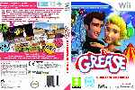 miniatura Grease Dvd Custom Por Lolocapri cover wii