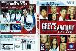 miniatura Greys Anatomy Dvd Por Sadam3 cover wii