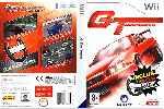 miniatura Gt Pro Series Dvd Custom V2 Por Humanfactor cover wii