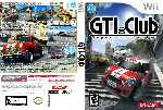 miniatura Gti Club Supermini Festa Dvd Custom Por Crow28 cover wii