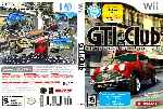 miniatura Gti Club Supermini Festa Dvd Custom V2 Por Humanfactor cover wii