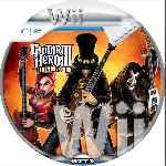 miniatura Guitar Hero 3 Legends Of Rock Cd Custom V2 Por Trevalas cover wii