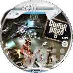 miniatura Guitar Hero 5 Cd Custom V2 Por Nemo2001 cover wii