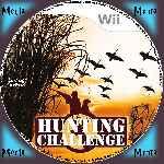 miniatura Hunting Challenge Cd Custom Por Menta cover wii
