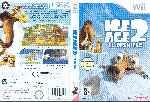 miniatura Ice Age 2 El Deshielo Dvd Por Topitos41 cover wii