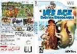 miniatura Ice Age 3 El Origen De Los Dinosaurios Dvd Por Sadam3 cover wii