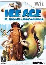 miniatura Ice Age 3 El Origen De Los Dinosaurios Frontal Por Javilonvilla cover wii
