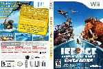 miniatura Ice Age Continental Drift Arctic Games Dvd Custom Por Humanfactor cover wii