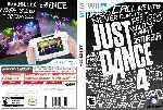 miniatura Just Dance 4 Dvd Custom V2 Por Djkar cover wii
