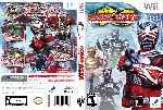 miniatura Kamen Rider Dragon Knight Dvd Custom Por Perdicion2009 cover wii