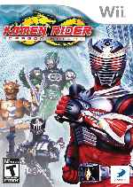 miniatura Kamen Rider Dragon Knight Frontal Por Duckrawl cover wii
