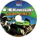 miniatura Kawasaki Quad Bikes Cd Custom Por Felipato cover wii