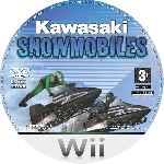miniatura Kawasaki Snowmobiles Cd Custom Por Sadam3 cover wii