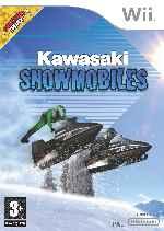 miniatura Kawasaki Snowmobiles Frontal Por Sadam3 cover wii