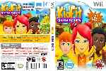 miniatura Kid Fit Island Resort Dvd Custom Por Humanfactor cover wii