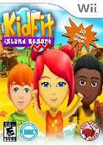 miniatura Kid Fit Island Resort Frontal Por Humanfactor cover wii