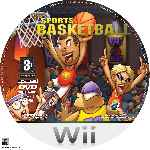 miniatura Kidz Sports Basketball Cd Custom Por Splinter cover wii