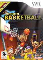 miniatura Kidz Sports Basketball Frontal Por Sadam3 cover wii