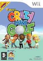 miniatura Kidz Sports Crazy Mini Golf Frontal Por Sadam3 cover wii