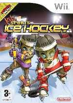 miniatura Kidz Sports Ice Hockey Frontal Por Sadam3 cover wii