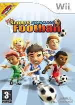 miniatura Kidz Sports International Football Frontal Por Sadam3 cover wii