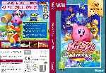 miniatura Kirbys Adventure Dvd Custom Por Humanfactor cover wii