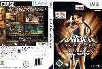miniatura Lara Croft Tomb Raider Anniversary Dvd Por Antoxo cover wii