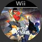 miniatura Legend Of The Dragon Cd Custom Por Queleimporta cover wii