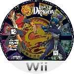 miniatura Legend Of The Dragon Cd Custom V2 Por Spyner cover wii